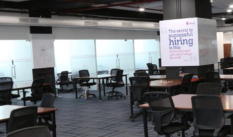 Co-Working Space HITEC, Hyderabad